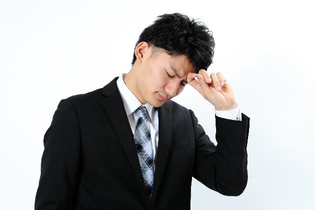 社員が感じる様々なストレス